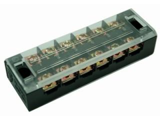 固定式柵欄端子台 (TB-2506L) - Fixed Barrier Terminal Blocks (TB-2506L)