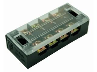 固定式柵欄端子台 (TB-3504) - Fixed Barrier Terminal Blocks (TB-3504)