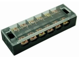 固定式柵欄端子台 (TB-3506) - Fixed Barrier Terminal Blocks (TB-3506)