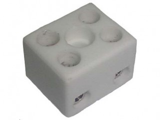 陶瓷端子台 (TC-202-A) - Ceramic Terminal Block (TC-202-A)