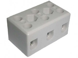 陶瓷端子台 (TC-503-A) - Ceramic Terminal Block (TC-503-A)