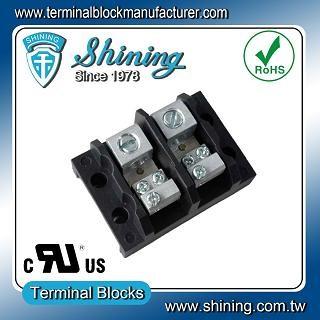 TGP-050-02JSC 600V 50A 2-polig strömfördelningsplint