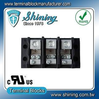 TGP-050-03JHC 600V 50A 3-polig strömfördelningsplint