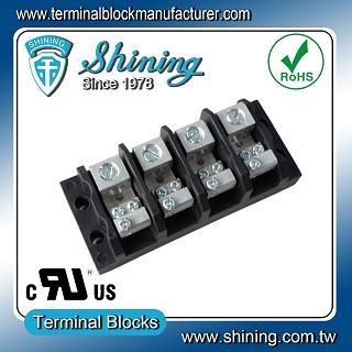 TGP-050-04JSC 600V 50A 4-polig strömfördelningsplint