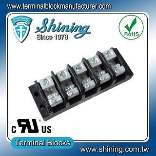 TGP-050-05JSC 600V 50A 5-polig strömfördelningsplint