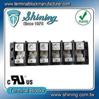 TGP-050-06JHC 600V 50A 6-polig strömfördelningsplint
