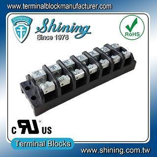 TGP-050-07JSC 600V 50A 7-polig strömfördelningsplint