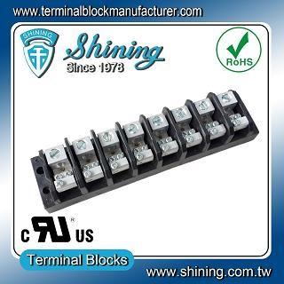 TGP-050-08JSC 600V 50A 8-polig strömfördelningsplint