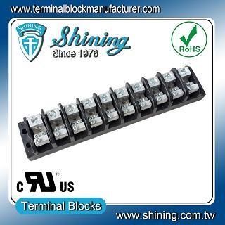 TGP-050-10JSC 600V 50A 10 Pin Terminal Pengagihan Kuasa Blok