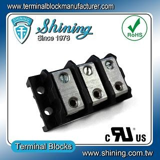 Blok Terminal Splicer TGP-085-03BHS 600V 85A 3 Way - Blok Terminal Splicer TGP-085-03BHS