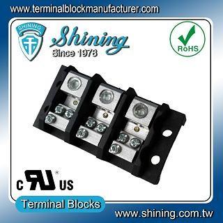 TGP-085-03JHC 600V 85A 3-polig strömfördelningsplint