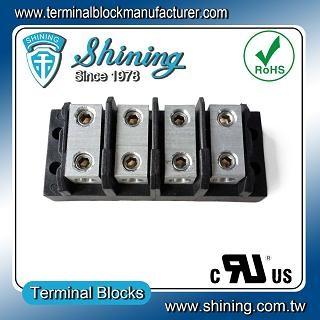 TGP-085-04BHH 600V 85A Blok Terminal Power Splicer 4 Way - Blok Terminal Splicer TGP-085-04BHH