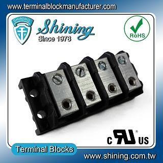 TGP-085-04BHS 600V 85A 4 Blok Terminal Splicer Power Way - Blok Terminal Splicer TGP-085-04BHS