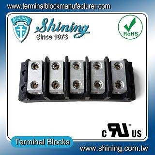 TGP-085-05BHH 600V 85A Blok Terminal Power Splicer 5 Way - Blok Terminal Splicer TGP-085-05BHH