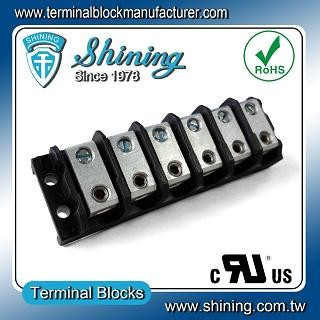 TGP-085-06BHS 600V 85A 6 Blok Terminal Splicer Power Way - Blok Terminal Splicer TGP-085-06BHS