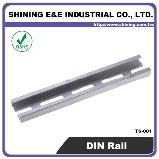 Rel Aluminium Din 25mm (TS-001) - Rel Aluminium Din 25mm (TS-001)