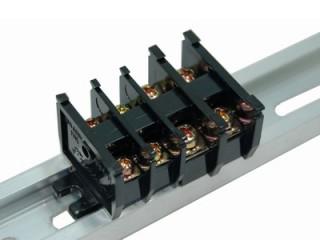 春日式軌道端子台 (TS-015) - Din Rail Cassette Type Terminal Blocks (TS-015)