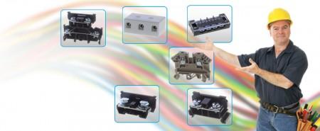 多種類端子台 製造商