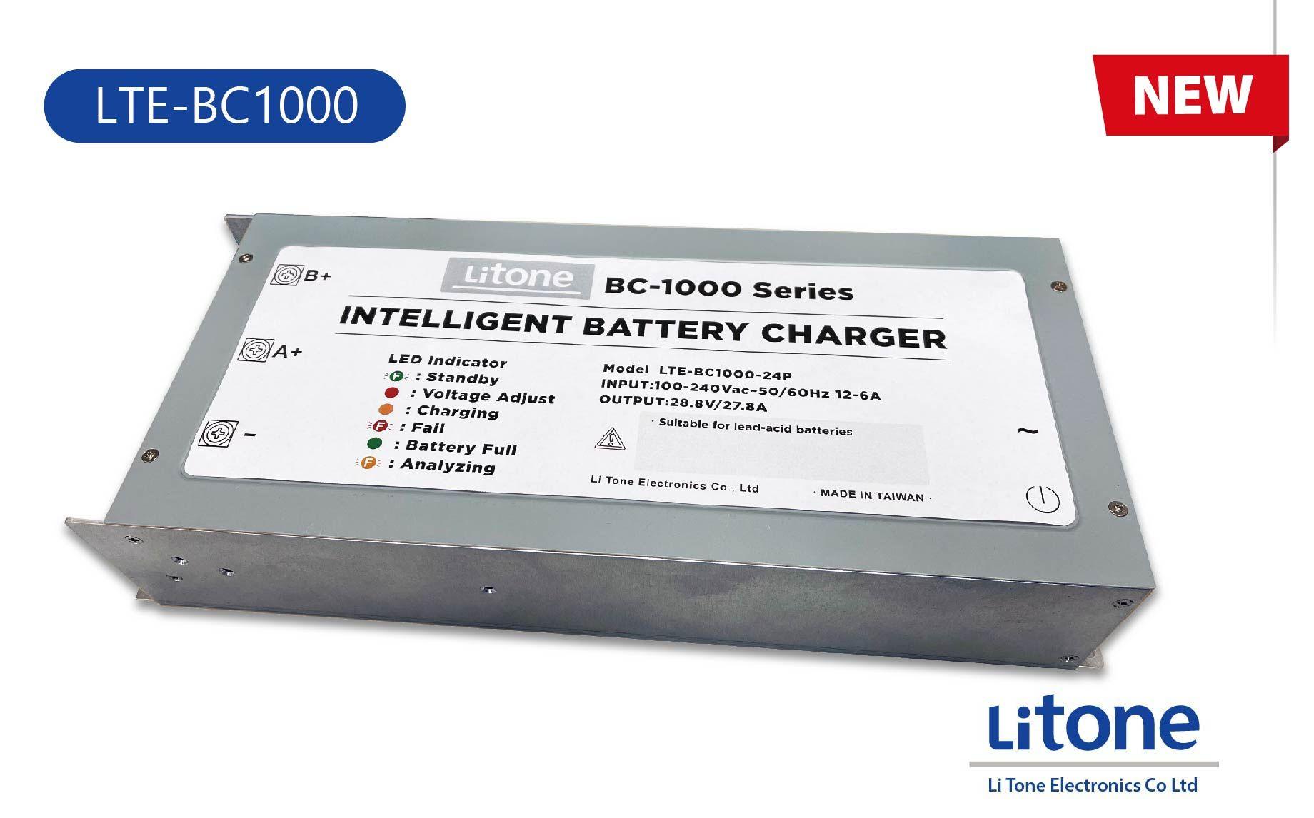 Cargador de batería 1000W