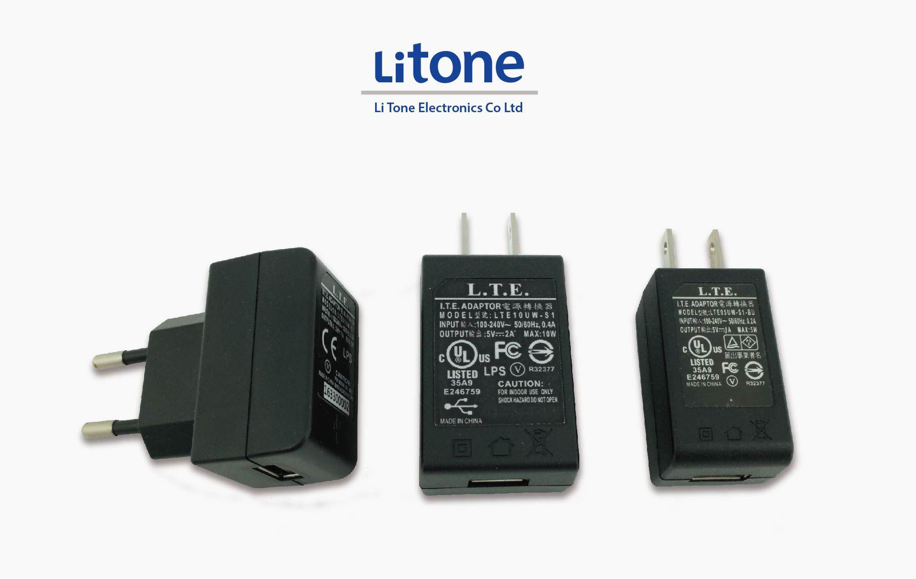 ACアダプター 電源 USB式