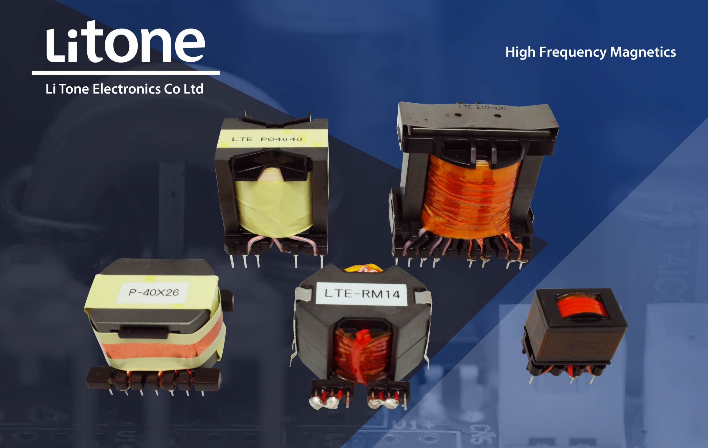 High Frequency Magnetics