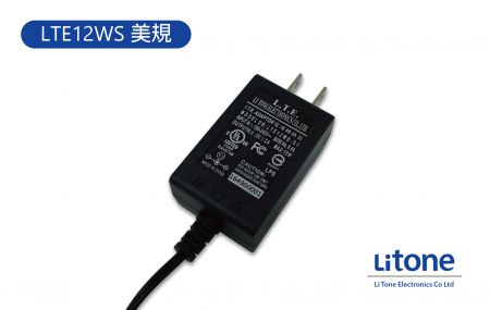 12W AC/DC Wall-Mount Adapter