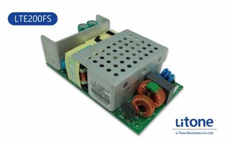 Fuente de alimentación de marco abierto de 200 W AC-DC - Fuente de alimentación de marco abierto de 200 W CA a CC