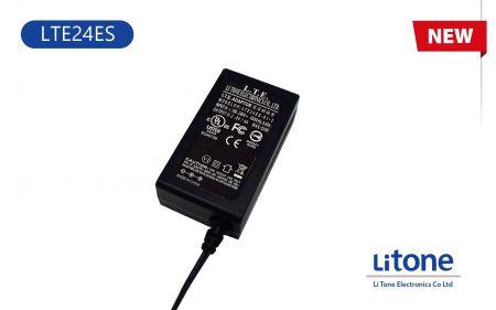 LTE24ESシリーズ AC/DC スイッチング電源 デスクトップ - 24Wシリーズ AC/DC スイッチング電源