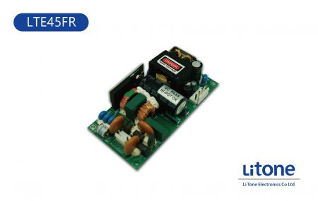 LTE45FR Series AC-DC Open Frame Power Supplies - 45W AC DC Open Frame Power Supplies