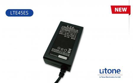 LTE45ESタイプC  PD   AC/DC スイッチング  デスクトップ - 45WタイプC  PD   AC/DC スイッチング  デスクトップ