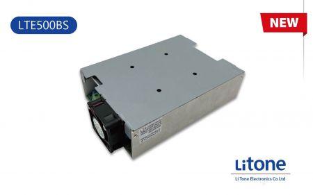 Fuente de alimentación de tipo cerrado de 500 W AC-DC - Fuente de alimentación metálica de caja de 500 W CA a CC (carcasa)