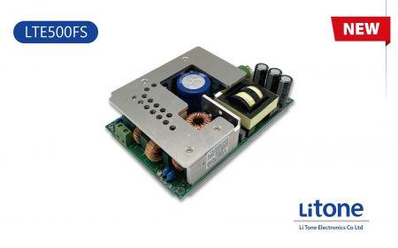Fuente de alimentación de marco abierto de 500 W AC-DC - Fuente de alimentación de marco abierto de 500 W CA a CC