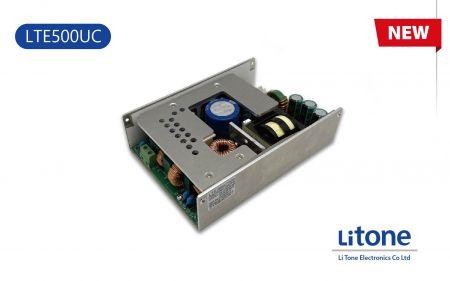 500W AC-DC U-Channel Type Power Supply - 500W AC to DC U Channel Power Supply