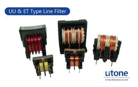 Filtro di linea tipo UU & ET - Filtro di linea EMI