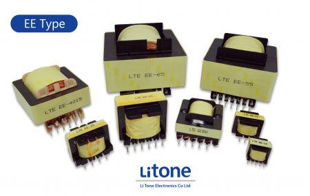 Leistungstransformator vom Typ EE - Transformator Typ EE