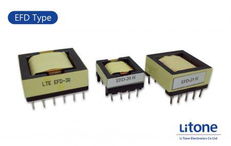 Leistungstransformator vom Typ EFD - Transformator vom Typ EFD