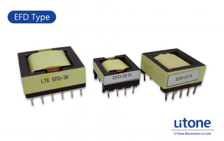 Transformador de potencia tipo EFD - Transformador tipo EFD