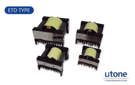 ETD Type Power Transformer