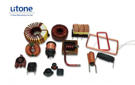 Indutor de energia e bobina
