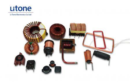 Induttore di potenza e bobina