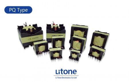 Transformador de potencia tipo PQ - Transformador tipo PQ