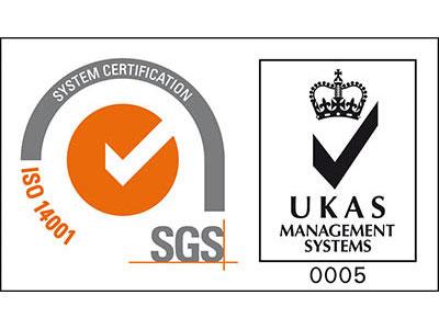 ISO 14000認証