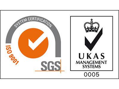 ISO 90001認証