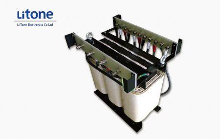 Transformador de potencia monofásico - Transformador de potencia monofásico