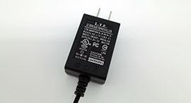 Adaptador AC / DC de switch de montagem em parede LTE12WS