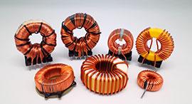 Inductor de potencia y bobina