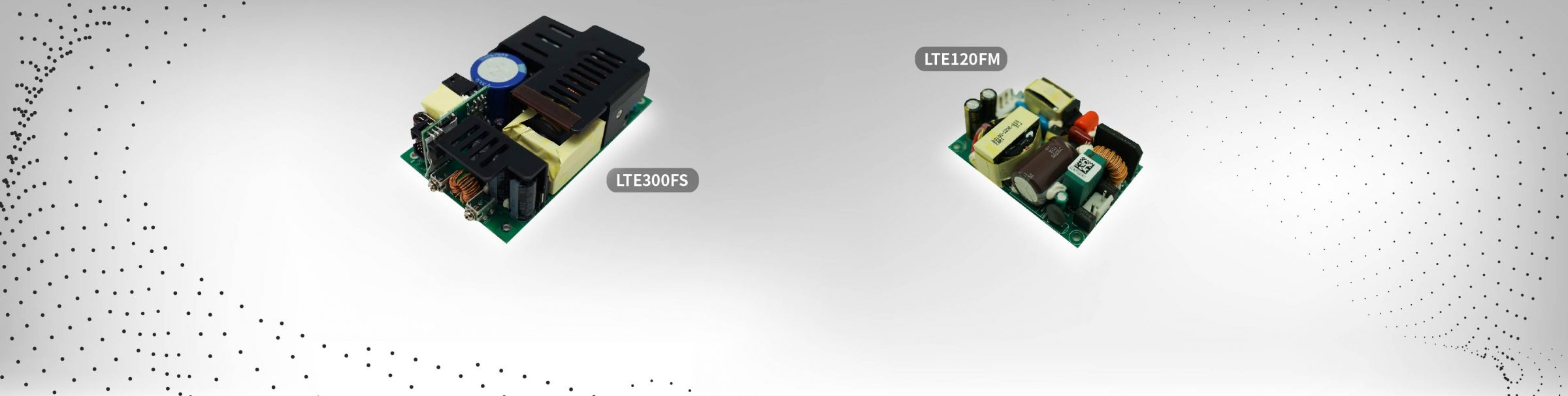 """New 3""""x 5"""" 300W and 2""""x4"""" 120W  Switching Mode Power Supply"""