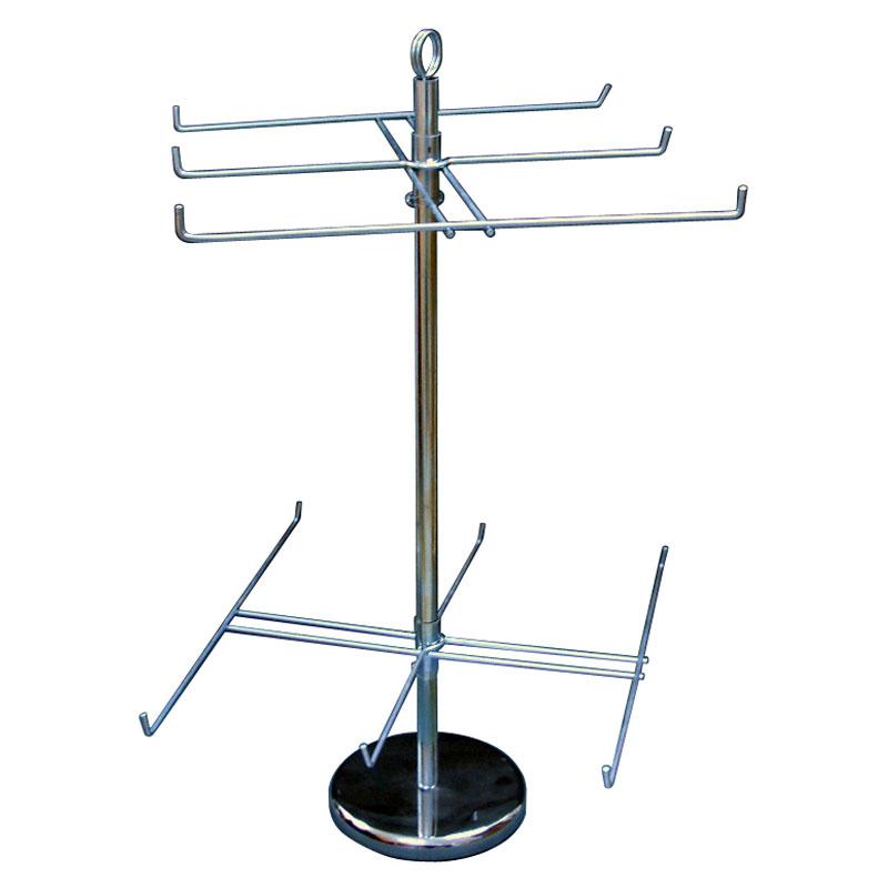 Revolving Countertop Display Rack