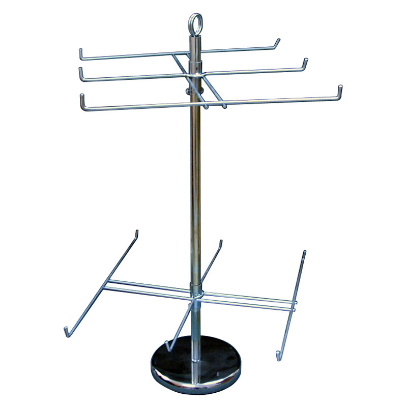 Revolving Benkeplate Display Rack