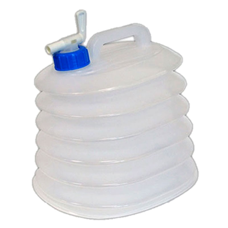 Plastic Collapsible Water Container